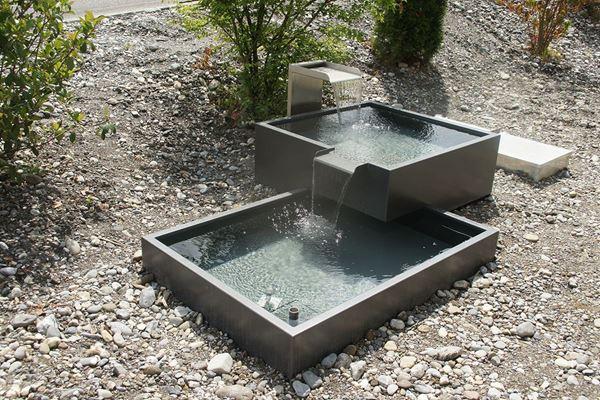 Gartenbrunnen Brunnen Wasserspiele Im Garten Wasser Im Garten
