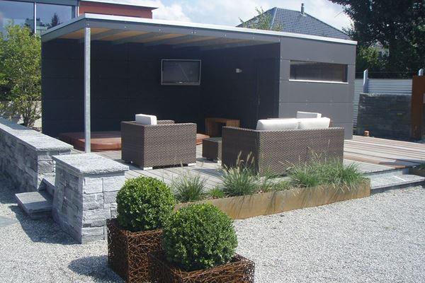Bild für Kategorie Gartenhaus / Pergola
