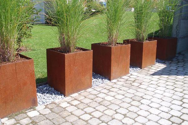 Bild für Kategorie Pflanzengefässe