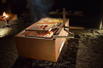 Bild von Feuerstelle Tierra