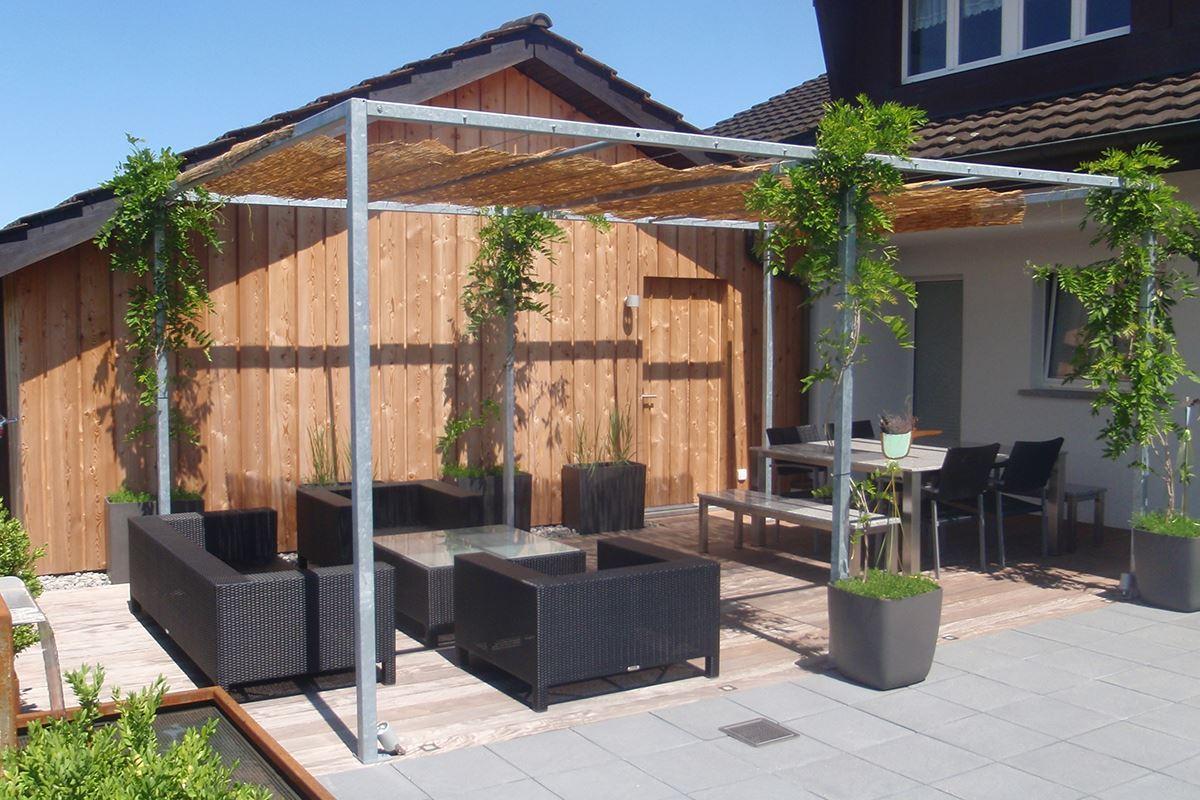 Gartenhaus Pergola Conma Gartendesign