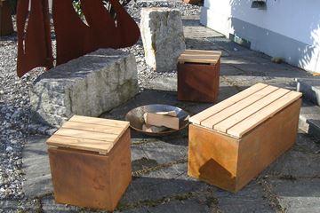Bild von Sitzgelegenheit Cube