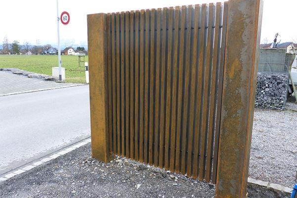 Bild von Einhängeelement für Stahlkörperpfosten