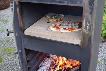 """Bild von Pizza-Grill """"Luigi"""" Muster"""