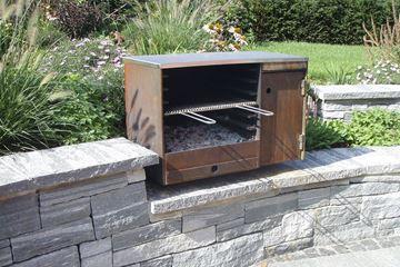 Bild von Feuerstelle Kitchen Quadro S