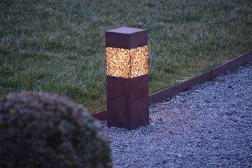 Bild von Beleuchtung Wire Cube light
