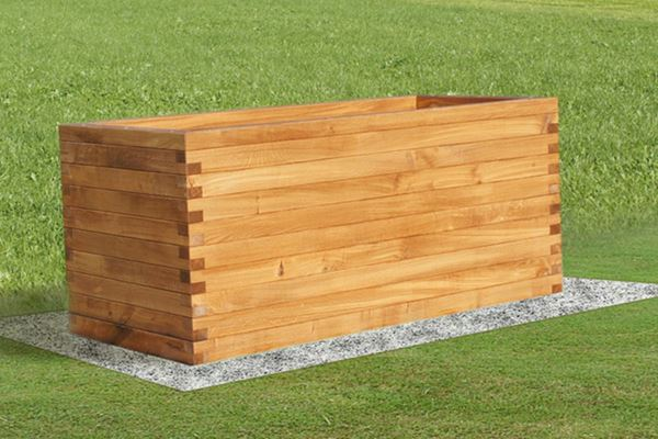 """Bild von Hochbeet """"Holz"""""""